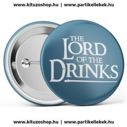 The Lord Of The Drinks kék