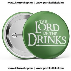 The Lord Of The Drinks zöld