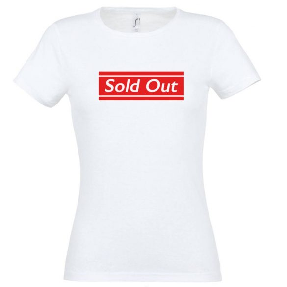 Sold out póló