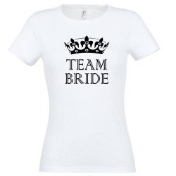 Team bride póló
